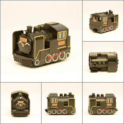 Q版迴力小火車─CK124蒸汽機車(QV063)