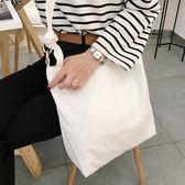 帆布袋 手提包 帆布包 手提袋 環保購物袋--斜背【SPGK7401】 icoca  05/11