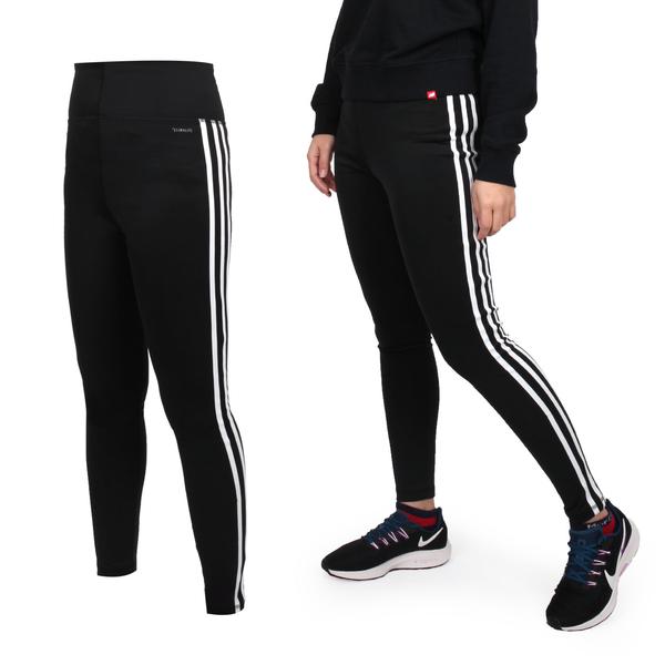 ADIDAS 女緊身長褲(運動 慢跑 路跑 吸濕排汗 愛迪達   ≡排汗專家≡