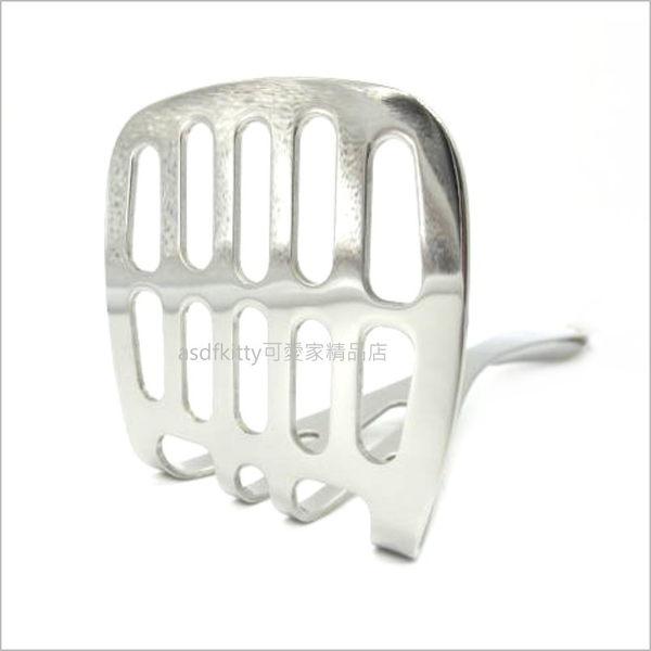 貝印18-8不鏽鋼一體成型壓泥器/搗泥器-無接縫-可壓 蛋.馬鈴薯.酪梨.南瓜..等-日本正版