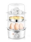煮蛋幾半球煮蛋器自動斷電小型家用蒸蛋機定...