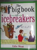 【書寶二手書T3/原文書_WGE】The Big Book of Icebreakers: Quick, Fun Act