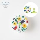 【MARNA】日本進口廚房海綿(附吸盤)