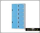 {{ 海中天休閒傢俱廣場 }} F-99 摩登時尚 HDF 多功能置物櫃系列 HDF-2526 C 八人用置物櫃