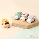 日貨Tomica角落生物餐車系列- Norns 日本 Dream系列夢幻小汽車 貓咪 恐龍 白熊 炸豬排