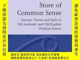 二手書博民逛書店A罕見Store Of Common Sense: Gnomic