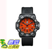 [106美國直購] 手錶 Luminox Mens 3059.SET Scott Cassell Specials Analog Display Analog Quartz Black Watch