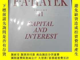 二手書博民逛書店CApital罕見and interest volume11Y2