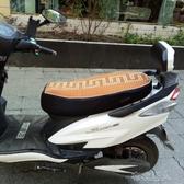 電動車防曬座套踏板摩托車坐墊套不防水隔熱電瓶車防曬墊電摩 【快速出貨】