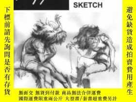 二手書博民逛書店Vilppu罕見Quick SketchY364682 Glenn Vilppu Vilppu Studio