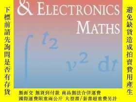 二手書博民逛書店Understand罕見Electrical And Electronics Maths-了解電氣和電子數學Y