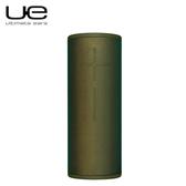 【Logitech 羅技】UE BOOM3 藍芽音箱 / 森林綠 【贈萬用柔濕巾20抽】