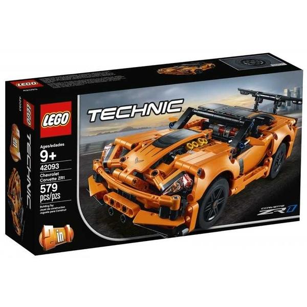 LEGO 樂高 TECHNIC科技系列 Corvette ZR1 雪佛蘭 42093