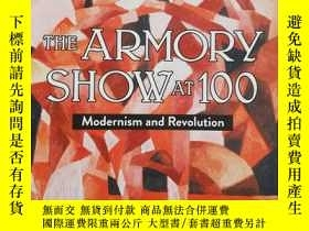 二手書博民逛書店THE罕見armory show at 100Y8791