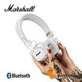 英國 Marshall Major II Bluetooth (白色) 無線藍牙耳機/內建麥克風 公司貨