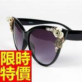 太陽眼鏡 偏光墨鏡(單件)-時尚隨性休閒熱銷韓風防紫外線2色55s88[巴黎精品]
