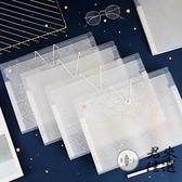 多層文件夾大容量文件袋分類收納袋整理包【君來佳選】