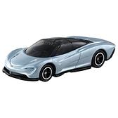 小禮堂 TOMICA多美小汽車 麥拉倫Speedtail 3人座跑車 玩具車 模型車 (93 銀) 4904810-79863