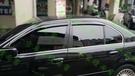 【一吉】BMW E39 (前兩窗) 外銷日本-原廠款 晴雨窗 台灣製造,工廠直營(E39晴雨窗 E39 晴雨窗