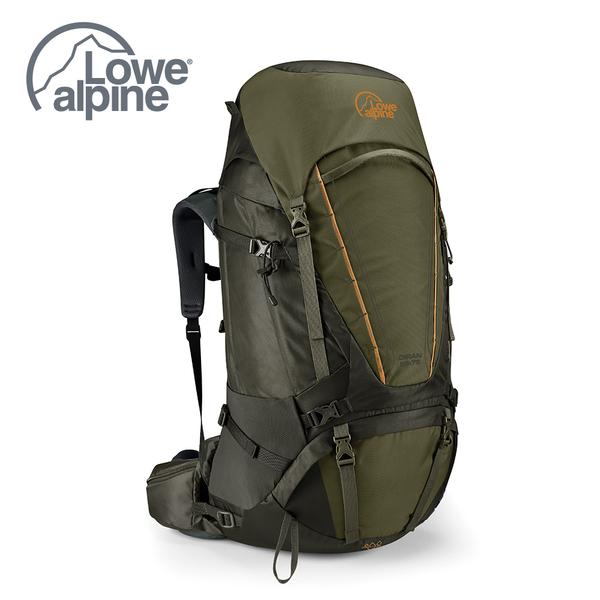 Lowe Alpine Diran 65:75 重裝背負 登山背包 煤碳黑 Large #FMQ05