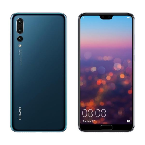 【星欣】HUAWEI P20 PRO 6.1吋全螢幕 6G/128G大容量 超高4000萬畫素 4G+4G雙卡雙待 直購價