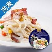 金品白醬培根焗麵390g/盒【愛買冷凍】