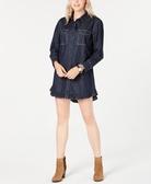美國代購 Tommy Hilfiger 牛仔連身裙 (XS~XL) 1357