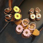 女童涼鞋 2018夏季新款韓版百搭中大童小學生兒童公主鞋潮 LR812【歐巴生活館】