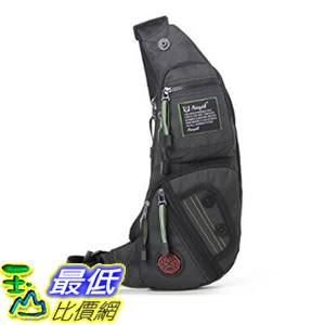 [106美國直購] 防搶背包 Nicgid Sling Bag Chest Shoulder Backpack Fanny Pack Crossbody Bags for Men