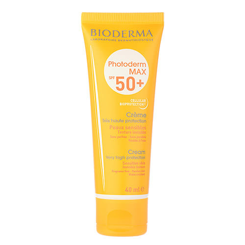 Bioderma 貝德瑪 Photoderm 高效倍護防曬霜 SPF50+ Cellular Bioprotection 40ml ~