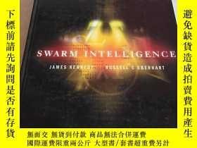 二手書博民逛書店Swarm罕見Intelligence 有筆跡! 要求高者!勿擾