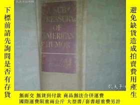 二手書博民逛書店罕見humor【請看圖】毛邊書Y20948 University