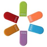 ROSE 塑膠夾子 小(無磁性) 寬2.8cm/一個入(定15) 票夾 彩色夾子 宏文 彩色塑膠夾子 強力塑膠夾-來