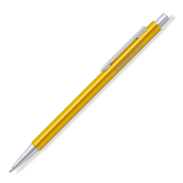 Organizer Pen 0.7mm自動鉛筆 - 黃 9POP40107