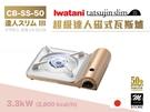 日本製造IWATANI 『CB-SS-5...