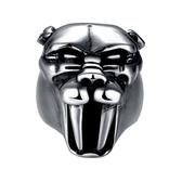 鈦鋼戒指 美洲豹-霸氣復古搖滾龐克生日情人節禮物男飾品73le180【時尚巴黎】
