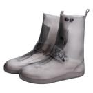 水鞋硅膠雨鞋女防水套防滑防雨套鞋加厚耐磨雨鞋套高筒便攜雨靴男 【快速出貨】