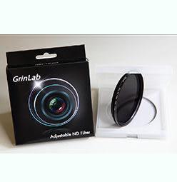 【YourShop】GrinLab 可調式減光鏡(系列口徑67mm)