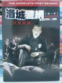 R18-004#正版DVD#洛城警網 第一季(第1季) 2碟#影集#影音專賣店
