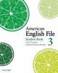 二手書博民逛書店 《American English File: Student Book 3》 R2Y ISBN:0194774481│Oxenden