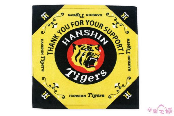 阪神虎 運動方巾 客戶訂製庫存出清 / 35x35cm 50g / 【快樂主婦】