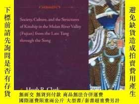 二手書博民逛書店Portrait罕見Of A CommunityY364153 Hugh R. Clark The Chine
