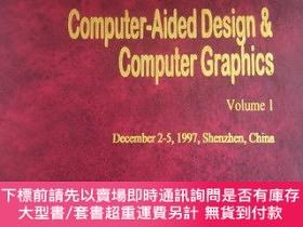 二手書博民逛書店Fifth罕見International Conference on:Computer-Aided Design