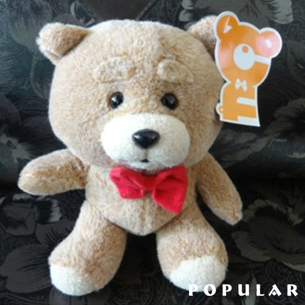【 流行馨飾力 】正版可愛熊麻吉絨毛娃娃 玩偶 布偶 生日禮物(現貨供應)