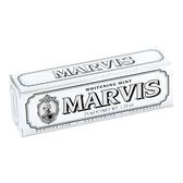 義大利 MARVIS 牙膏(銀-亮白薄荷)25ml【小三美日】