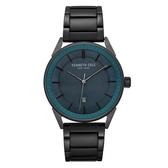 Kenneth Cole 悅簡時尚日期腕錶-KC50190003