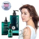 AROMASE艾瑪絲 頭皮強健養護3步驟組-洗髮液+強健洗髮精+精華液