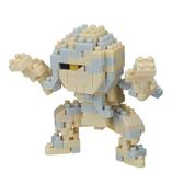 《 Nano Block 迷你積木 》NBC_317木乃伊 / JOYBUS玩具百貨