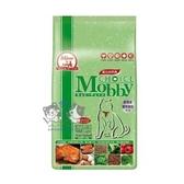 Mobby 莫比 低卡成貓 抗毛球 配方 自然食飼料 1.5kg X 1包