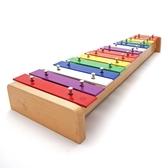 敲琴專業音準15音打擊琴兒童樂器音樂玩具手敲琴奧爾夫早教樂器新品